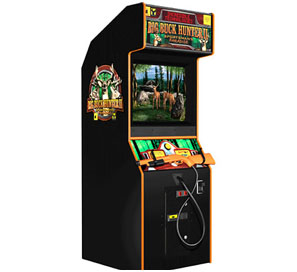 Big Buck Hunter Hire