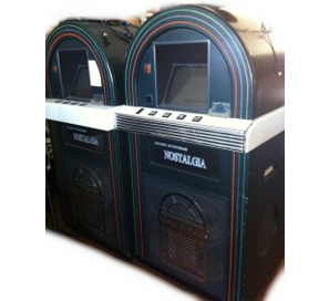 Nostalgia Digital Jukebox Hire
