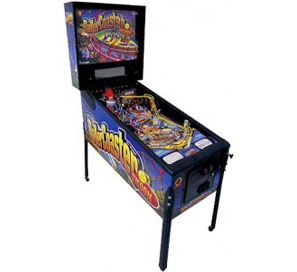 Pinball Machine Hire
